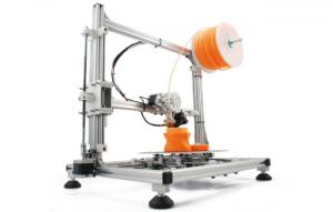 UNA SEMPLICE STAMPANTE 3D  - LOW COST