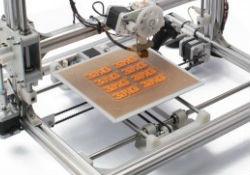 piatto stampante